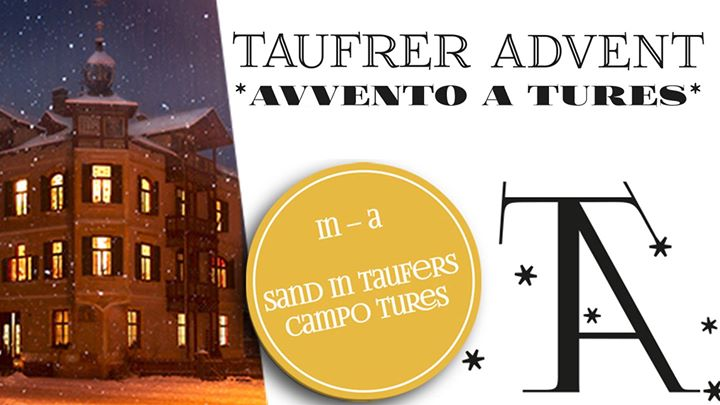 Tauferer Advent 2014