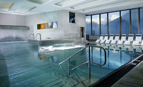 Cascade Schwimmbadbereich – Wiedereröffnung