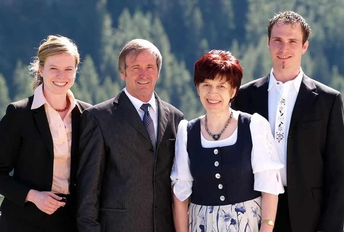 Famiglia Steinkasserer- Riva die Tures - Vacanze in Alto Adige