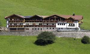 Aussenansicht: Pizzeria Garni Florian - Rein i Taufers - Südtirol