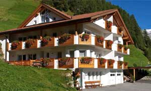 Aussenansicht: Residence Astrid - Rein in Taufers