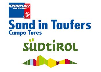 logo Ferierenregion Kronplatz-Sand in Taufers