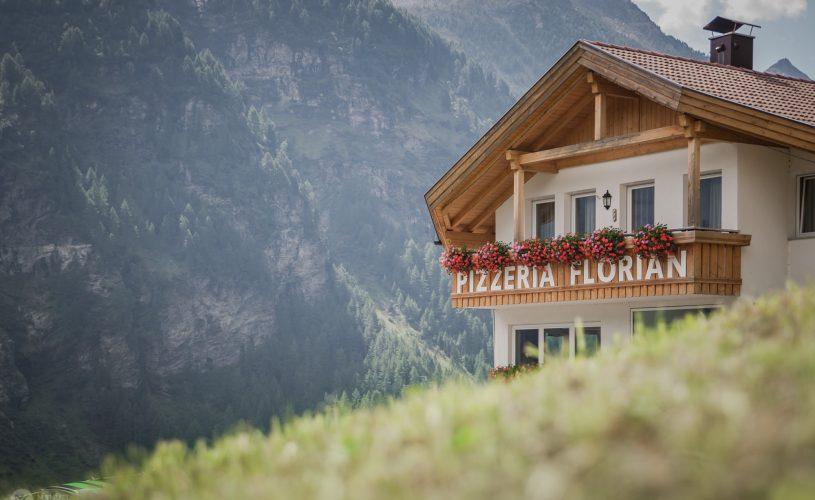 Pizzeria Garni Florian - Restaurant - Rein in Taufers- Ahrntal