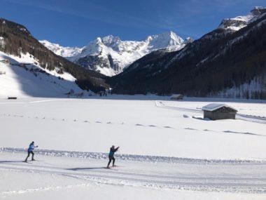 Langlaufen Rein in Taufers - Ahrntal