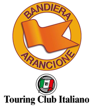 Bandiera arancioni TCI