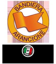 Bandiera arancioni TCI