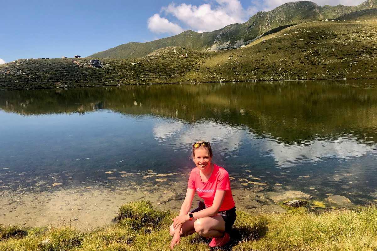 Bergsee Ahrntal Wandern