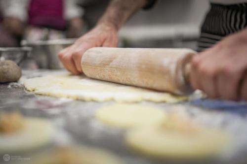 Hausgemachte Kartoffel-Teigtaschen - Südtirol